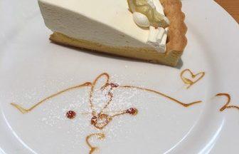 アピタ長久手店にあるイタリアンレストラン「カゼッタディカプリ」でケーキセット
