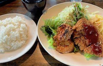 長久手市で食べられるヘルシーで美味しい定食屋さん「オニオン」