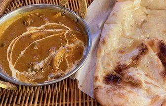 長久手市で食べられる惣菜バイキング付きカレーランチ「アンアプルナ」