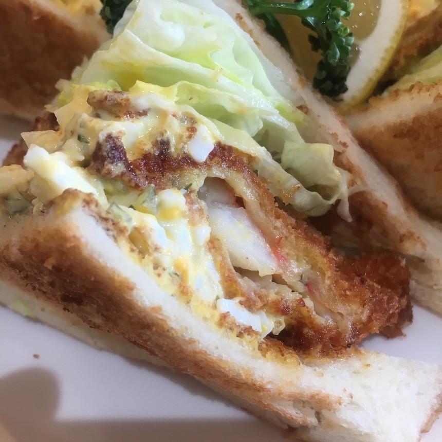 長久手市近郊の本格的なサンドイッチやハンバーガーの店「クラブハウス」