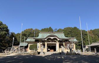 長久手市岩作にある石作神社