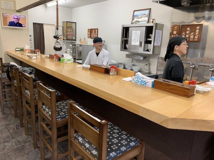 長久手市の接客も最高な高山ラーメンの店「真砂」