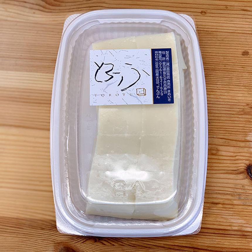 長久手で豆腐を買うなら豆にこだわった豆粋