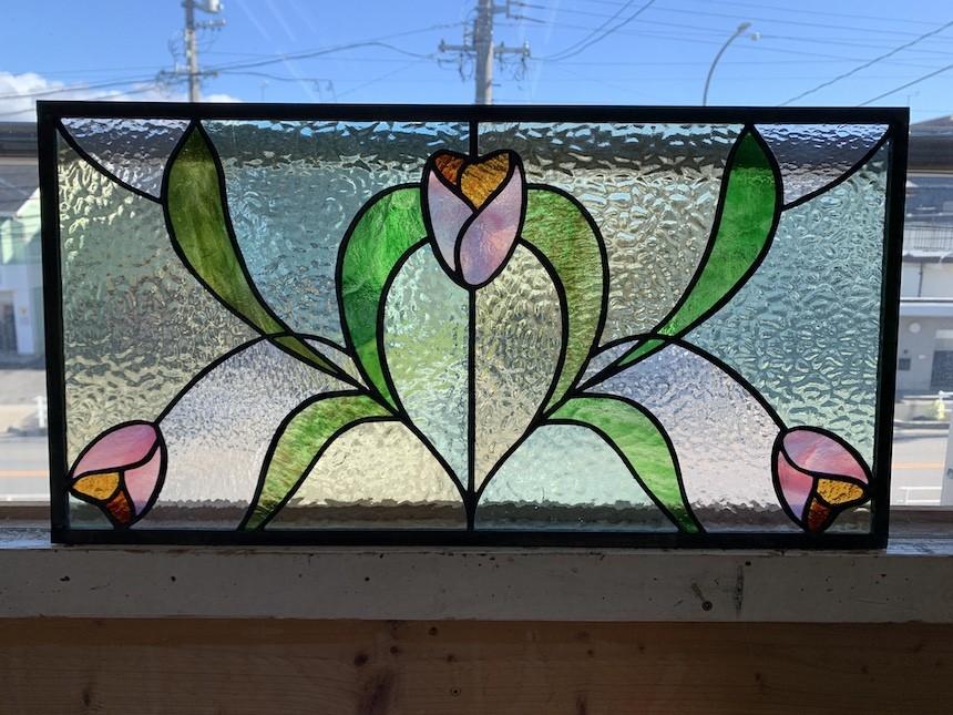 長久手のステンドグラス製作・教室なら可児ガラス工房