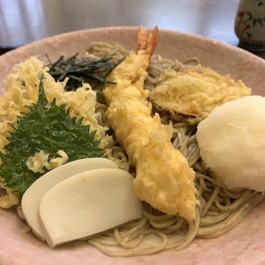 蕎麦をはじめとする和食の店「ひらのや」|長久手市