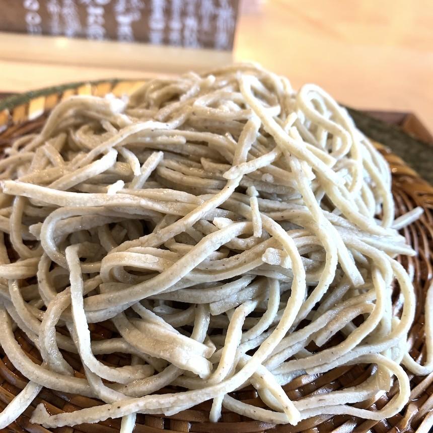 石臼挽き蕎麦「かん家」|長久手市